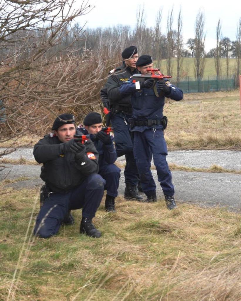 Niederösterreichs Polizisten sind heute besser ausgestattet denn je. Für die Anforderungen von heute müssen sie dies auch sein.