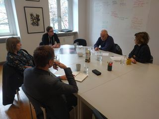 Vertreter verschiedener Einrichtungen der Freien Zeitkultur trafen sich mit der StadtRundschau zum Gespräch.
