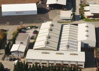 TC Maschinenbau GmbH: eine Teilansicht des Areals von dem erfolgreichen St. Veiter Unternehmen