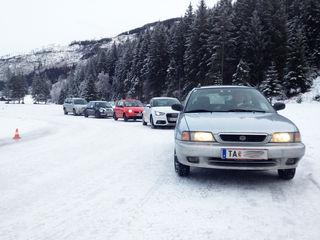 Anbieter in Thomatal, Sankt Michael und in Tweng bieten im Lungau mittlerweile Winterfahrtrainingsstrecken an.