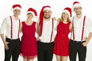Voto freut sich auf das Weihnachtskonzert