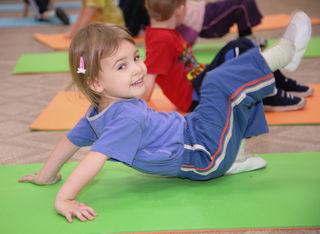 Bewegung macht Spaß: Noch mehr Möglichkeit dazu haben die Schüler künftig in der täglichen Bewegungsstunde.