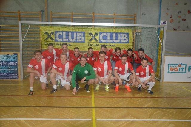 """Der Hobby-Fußballverein """"Raya Casablanca Athletic"""" lädt nun zu seinem dritten Hallenturnier in Purgstall an der Erlauf."""