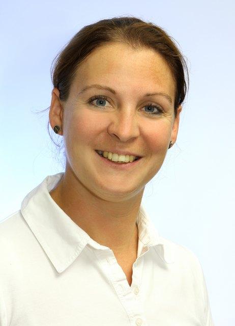 OÄ Dr. Verena Lüthje, Fachärztin für Unfallchirurgie am Landes-Krankenhaus Rohrbach.