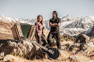 """""""Alpenglühn"""", Katharina Praxmarer und Alex Atlantis, präsentieren ihr neues Album """"Alpenglühn"""""""