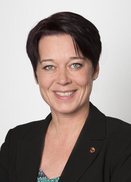Sonja Ledl-Rossmann führt im Bezirk die ÖVP in die Landtagswahlen 2018.