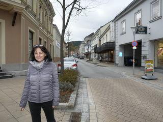 Gloggnitz Bürgermeisterin Irene Gölles wird die Alpenstadt für den Tag der offenen Tür nicht abriegeln.