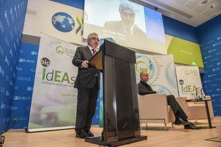 Fatih Birol, Chef der zur OECD-gehörenden International Energy Agency.