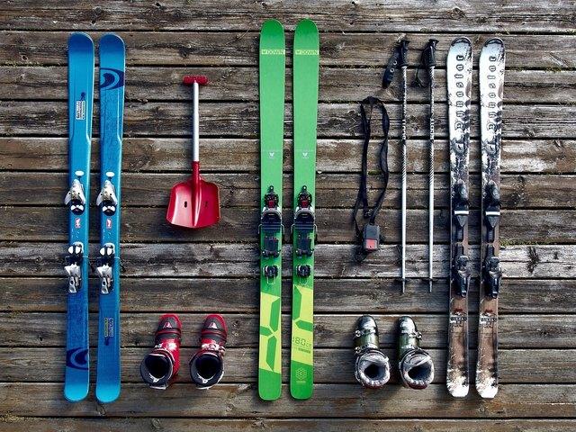 Wintersportartikel günstig finden und verkaufen