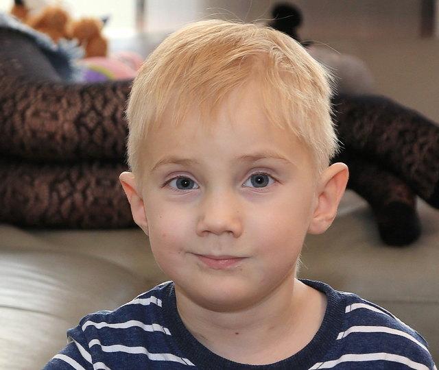 Tobias kämpft tapfer gegen seine Krebserkrankung.