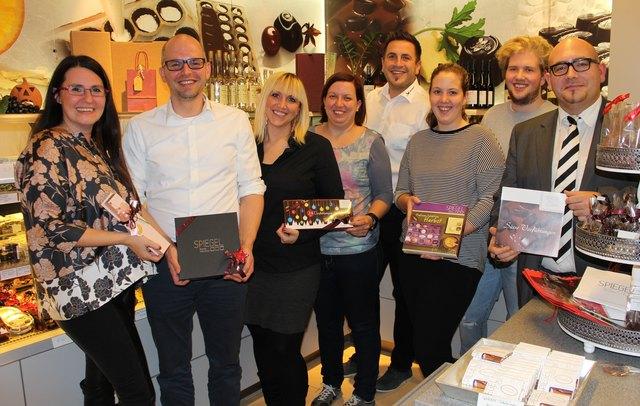 Sandra Spiegel (li.), Georg Schranz, Katrin Bauer, Carina Stipits, Ing. Andreas Karner, Bea Ulreich, Emil Ulreich, Florian D. Piff