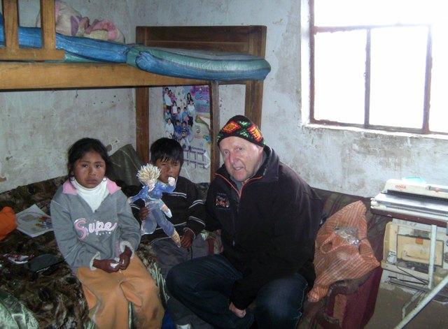 Die Initiative Esperanza unterstützt Projekte in Bolivien.