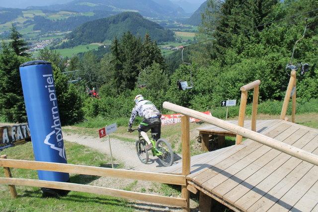 Auch der Bikepark in Windischgarsten wird von der Touristischen Freizeiteinrichtungen Pyhrn-Priel GmbH verwaltet.