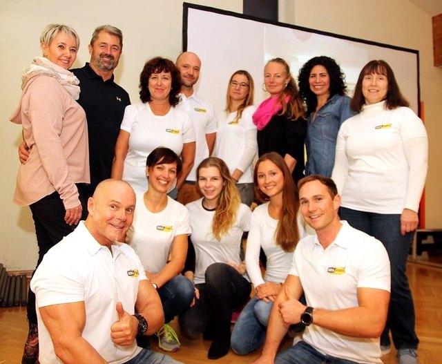 Das Team vom Fitness- und Gesundheitscenter bedankt sich bei seinen Kunden.