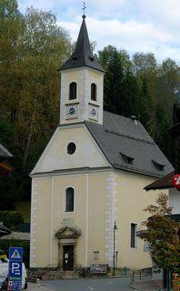 Außen soll die Marktkirche Wagrain einen neuen Anstrich erhalten.
