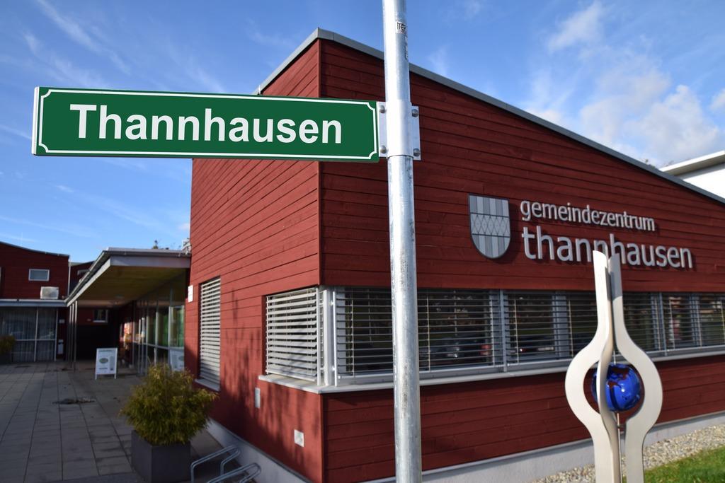 Adressänderungen in ganz Thannhausen: Mithilfe eines Bürgerbeteiligungsmodells wurden neue Straßennamen ausgewählt und neue Adressen vergeben.