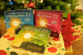 Die schönsten Lieder des Salzburger Adventsingens gibt es jetzt auf CD.