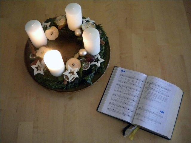 Adventkonzert der EMK Grieskirchen am 10. Dezember um 16 Uhr in der Familienkirche Schlüßlberg.