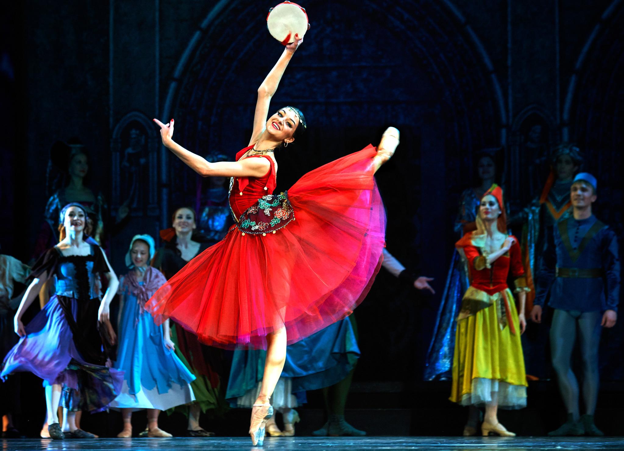Ballett der Tatarischen Staatsoper Kasan zu Gast in Steyr
