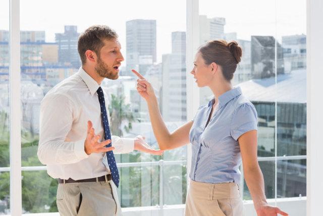 Politischer Streit kann auch eine Beziehung beleben.