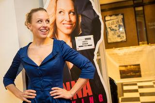 "Filmpremiere Mozartkino Salzburg ""ANNA Fucking Molnar"" mit Nina Proll"