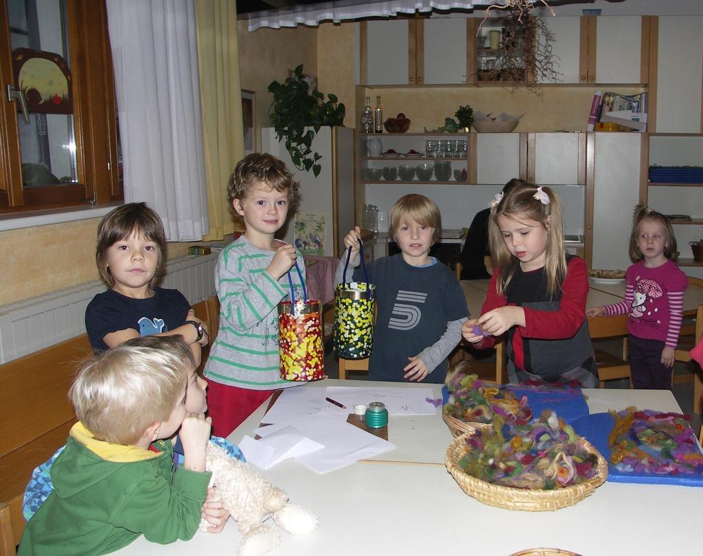 Advent Werkstatt Im Waldorf Kindergarten Steyr Steyr Land
