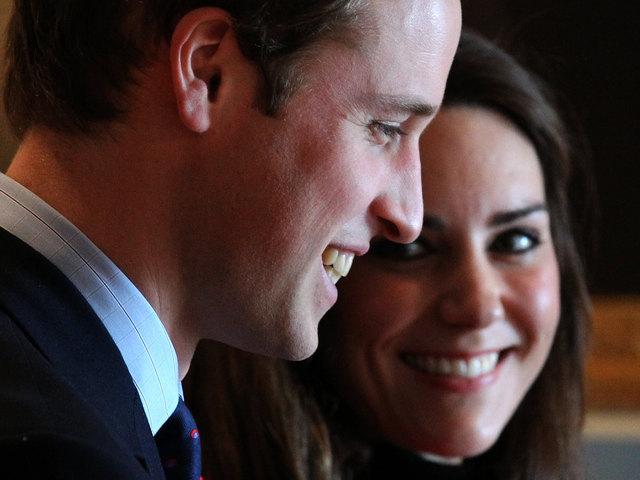 William bringt ein opfer für seine schwangere Frau