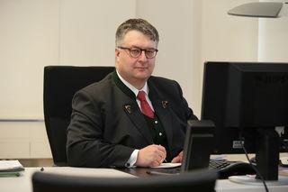Landesrechnungshofdirektor Ludwig Hillinger