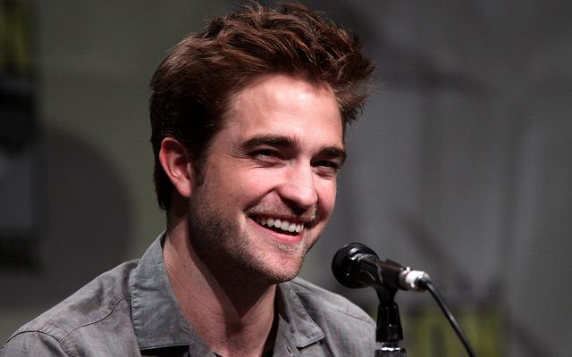 Robert Pattinson auf der Überholspur