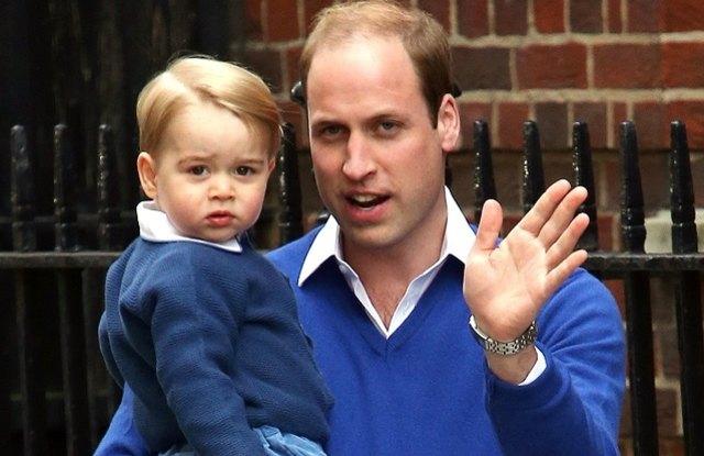 Dieses Geschenk darf Prinz George nicht in die Hände kriegen