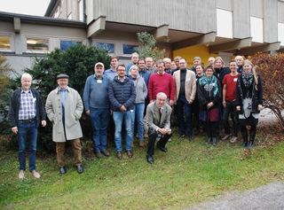 """""""Bergbau in Osttirol und den angrenzenden Regionen"""" lautete das Thema des 3. Aguntum Workshops"""