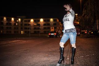Im Industriegebiet der Brunner Straße dürfen Prostituierte ihre Dienstleistungen anbieten. (Symbolfoto)