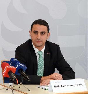 """Brigadier Omar Haijawi-Pirchner: """"Hinweise aus der Bevölkerung spielen bei der Bekämpfung der Kriminalität eine gewichtige Rolle!"""""""