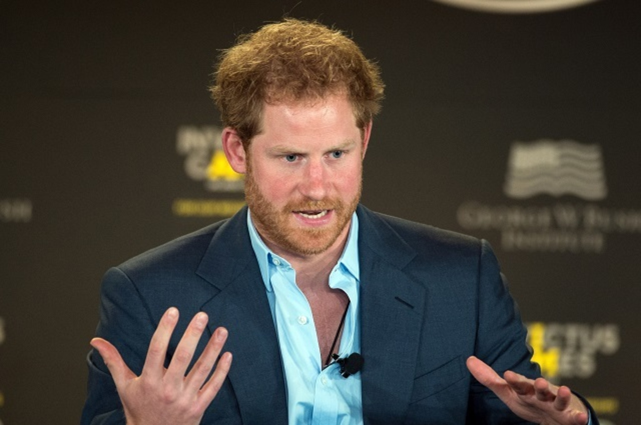 Titel Prinz Harry