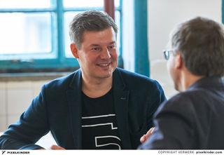 Christian Forsterleitner, Geschäftsführer der factory300, im exklusiven Gespräch mit der StadtRundschau.
