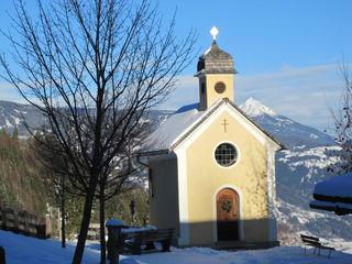 Das Reiterkirchl in Leisach