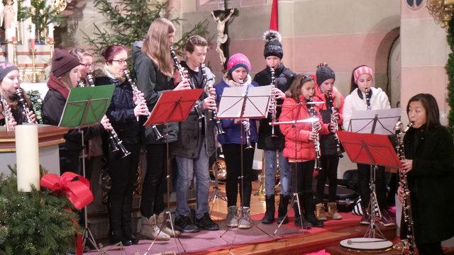 Die LMS Pitztal lädt am 12. Dezember zum alljährlichen Adventkonzert ein.