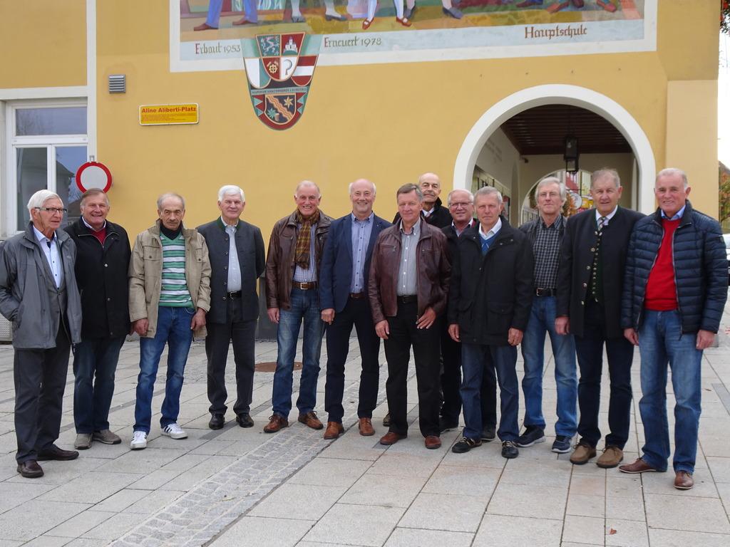 Klassentreffen Nach 50 Jahren In Wies Deutschlandsberg