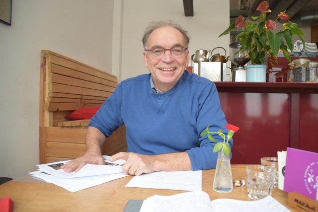 Heribert Insam hat eine neue Idee: MicrobAlpina ist eine Zukunftsidee für Innsbruck.