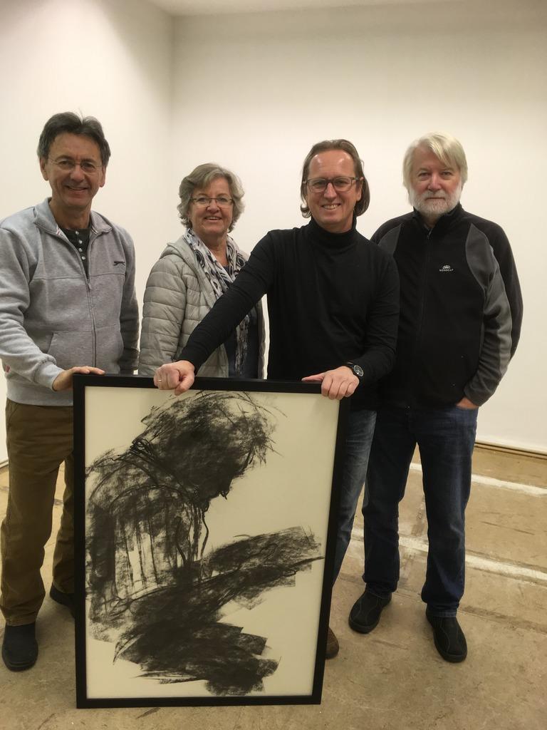 Karlheinz Vinkov, Hedwig Finster, Robert Haider, Leopold Schoder