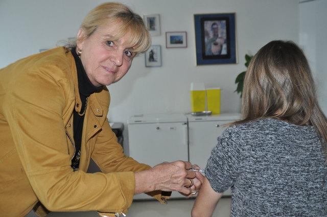 Beim Gesundheitsamt sinkt Zahl der Grippe-Impfungen