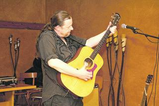 Christian Masser begeisterte bei seinem Konzert in Trofaiach.