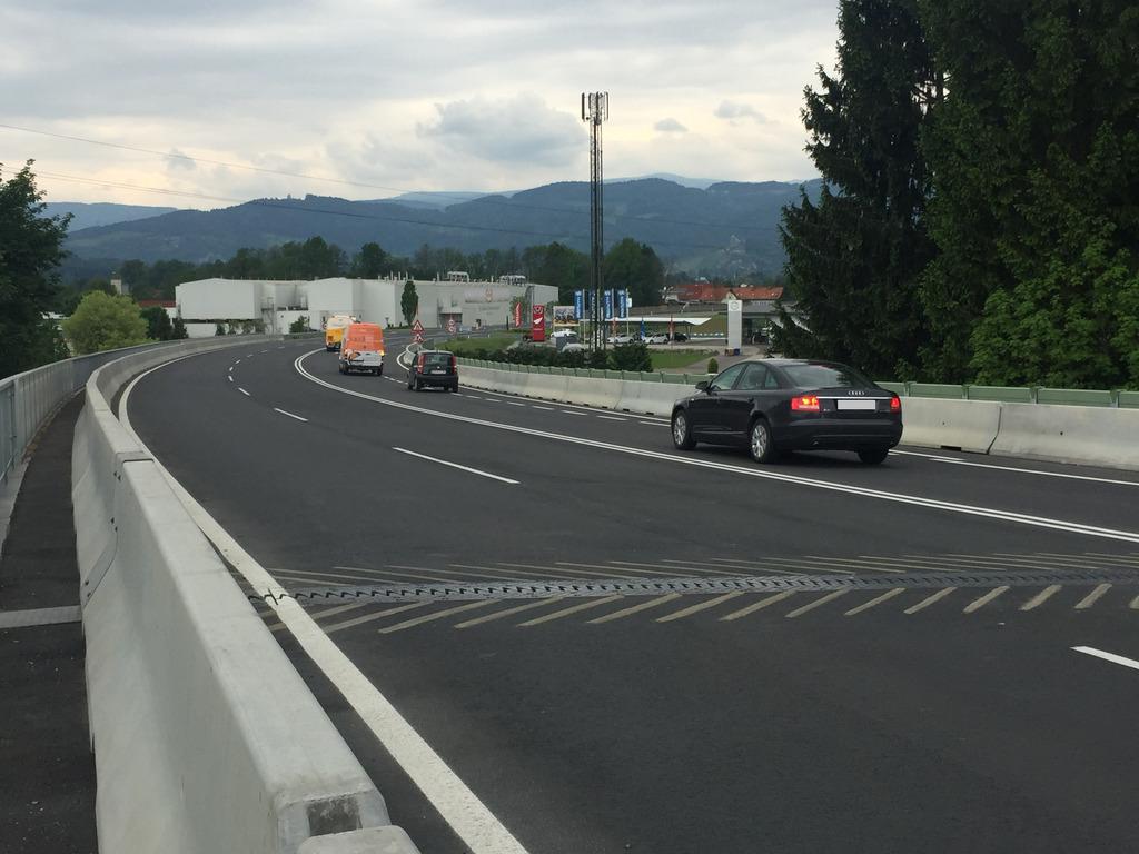 Im Bezirk Deutschlandsberg gibt es statistisch die wenigsten Verkehrsunfälle in der Südweststeiermark.