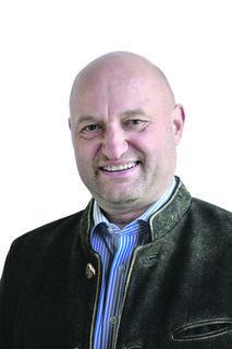 Walter Schiller, Bürgermeister von Egeendorf im Traunkreis