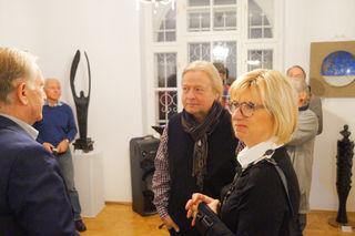 Doris Fodroczi mit Erich Waginger