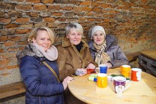 Karin Albrecht, Andrea Melichar, Andrea Kratochvil