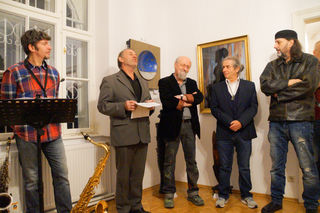 Thomas Hayden, Wolfgang Kober, Salvatore Mainardi, Gerhard Priester, Günter Blumauer