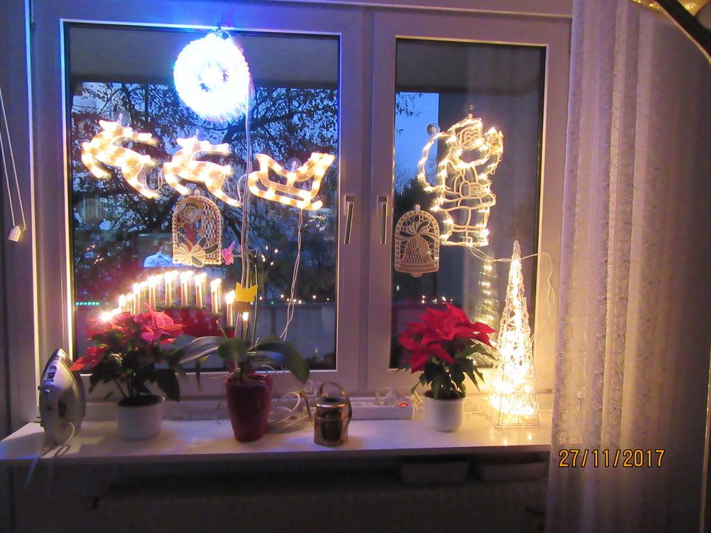 Weihnachtsbeleuchtung Wohnzimmer.Unsere Weihnachtsbeleuchtung Favoriten