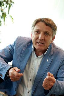 Für eine starke steirische Wirtschaft: WK-Präsident Josef Herk