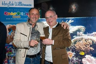 Kongeniales Duo: Gerhard Stroitz und Siggi Neuschitzer